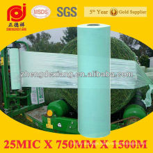 25mic Agriculture use Green Silage Wrap Film