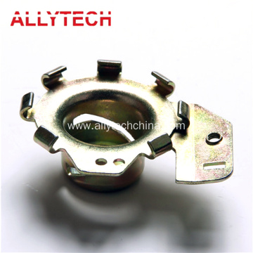 CNC Stamping Machinery Parts With Plating