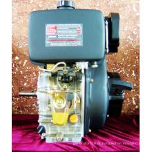 12HP Motores Diesel, Cilindro Único Resfriado a Ar