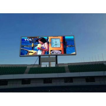 Wall advertising SMD Outdoor P4 LED Display Screen