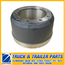 Trailer Parts of Brake Parts Brake Drum 21021114 for Ror