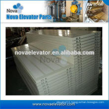 Decoration Stainless Steel Sheet Elevator Door