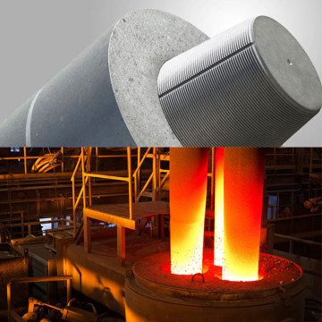 UHP 700mm Graphite Electrodes for Arc Furnaces