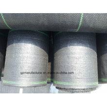 70G / M2, 75G / M2, 80G / M2 / 90G / M2 PP tecida Geotextile / anti esteira da erva daninha