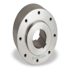 Custom Metal Multi Ribbed Pulleys Mechanical Parts ISO9001