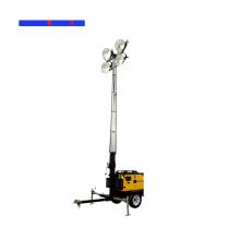 Металлогалогенная осветительная башня 4X1000 Вт