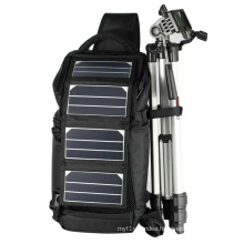 ECEEN solar camera bag with 6.5watts Sunpower solar charger for 5V device charged