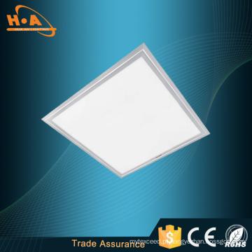 Lâmpada de painel quadrada do teto do diodo emissor de luz da luz da placa da curvatura 10W / 20W