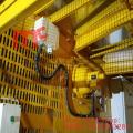 Two cages construction hoist SC200/200