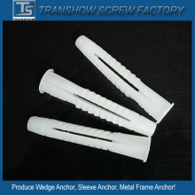 Tapones de uñas calientes de la venta M12 * 70 PE de la fábrica china