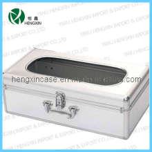 Étuis en paquet en tissu en aluminium pour mode Craft (HX-P0026)