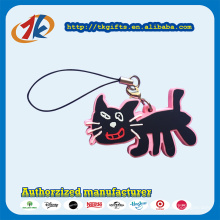 Promocional Lovely Soft Rubber Mobile Phone Rope