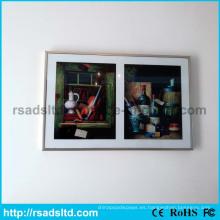 Precio de fábrica LED Poster Light Box Frame
