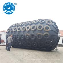 2.0*3.5 м морской пневматический резиновый обвайзер с самолета в шинах