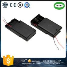 1.5V Battery Holder Waterproof Battery Holder AA Battery