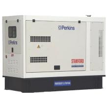 Бесшумный генератор Perkins 20 кВА-200 кВА