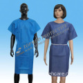 Disposable Patient Gown for Hospital Non-Transparent