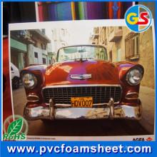 Panneau de mousse de PVC de feuille de Forex de l'épaisseur 1-40mm de haute qualité