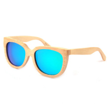 gros logo personnalisé bois en vrac acheter des lunettes de soleil
