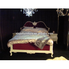 Classical carve villa furniture bedroom BD8054