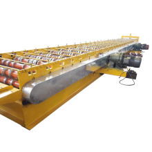 Plataforma de acero que forma la máquina para el edificio estructural del metal