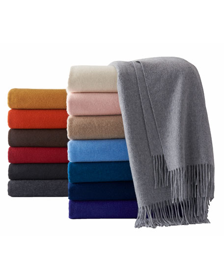 Benda Cashmere Fringed