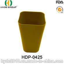Durable Práctico Biodegradable Eco Bamboo Fiber Cup (HDP-0425)