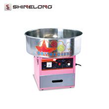 2017 NUEVA máquina automática eléctrica profesional comercial del caramelo de algodón para el precio de fábrica de la venta