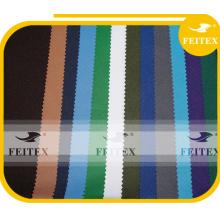 Tissu jaillard en polyester teint à l'occidentale