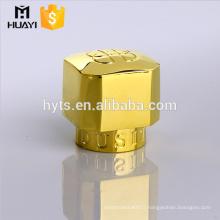 perfume zamac cap for perfume bottle