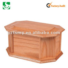 chinese wooden urns for pet JS-URN196