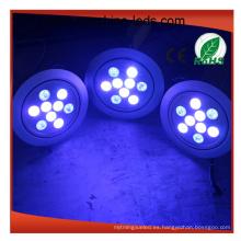 Luz de techo LED regulable / RGB / RGBW