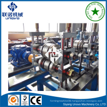 41x 41uni strut channel rollformer production line