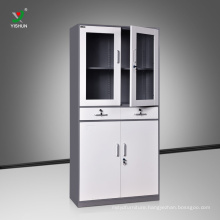 Metal furniture used office filing cabinet metal storage cabinets with drawer