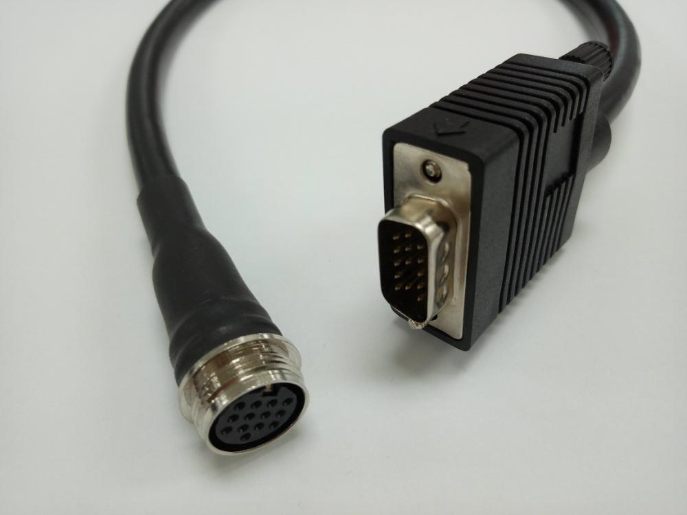 Vga To Din 13p Cable