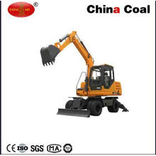 Baumaschinen-Schwermaschinen-Radbagger für Verkauf