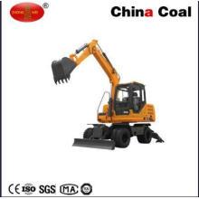 Excavatrice de roue d'équipement lourd de machine de construction à vendre