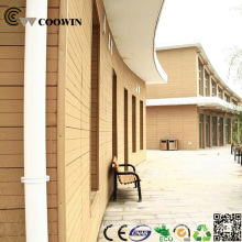 UV Resistance WPC Outdoor Wall Claddings with 15 Years Warranty
