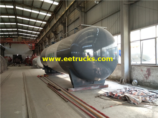Bulk 50ton LPG Storage Tanks