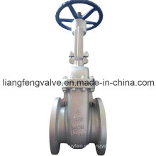 Rising Stem Gate Valve of Flange End Carbon Steel