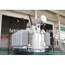 Нефть погруженных типа 66kV 110кВ 50mva силовой трансформатор