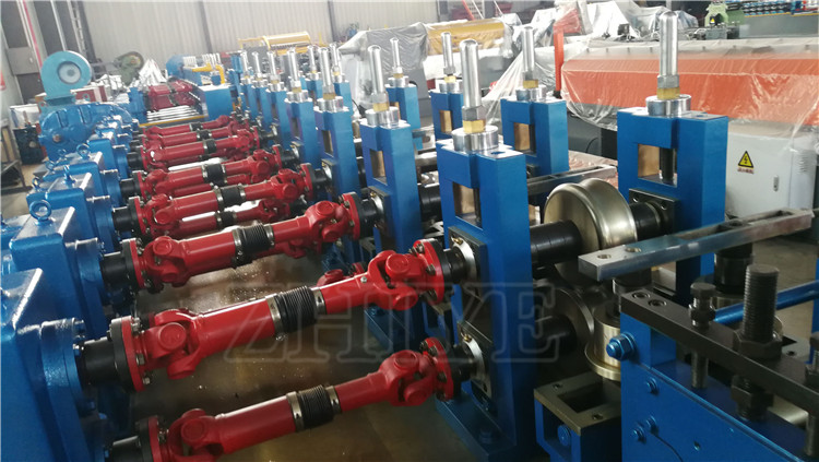 Welded Tube Making Machine