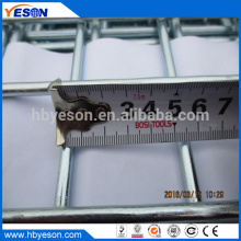50mm x 50mm galvanizing after welding wire mesh fence                                                                                                         Supplier's Choice