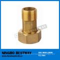 Écrou pivotant en laiton pour le compteur d'eau (BW-702)
