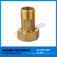 Brass Swivel Nut for Water Meter (BW-702)