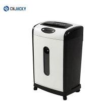 Máquina de trituradora de CD / máquina trituradora de tarjeta de plástico para uso de oficina