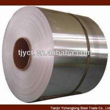 Bobine d'acier inoxydable ASTM 316 laminée à chaud