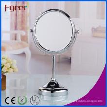 Fyeer duplo lado turnover espelho mesa de maquiagem rodada (m5128)