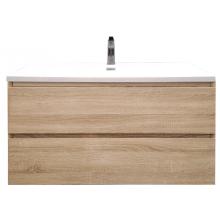 MDF Washing Room Bathroom Cabinet Vanities