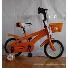 """Nouveau modèle de vélo pour enfant à cadre tubulaire lourd 12 """"/ 14"""" / 16 """"(FP-KDB126)"""